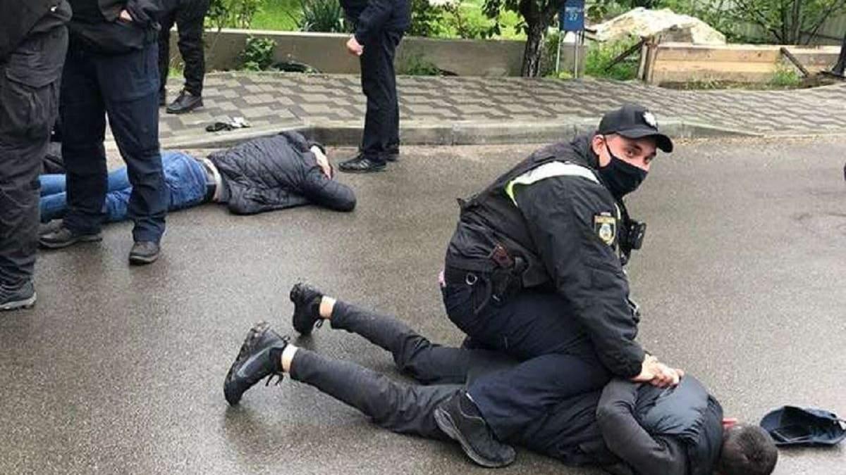 Стрельба в Броварах: могла ли полиция предотвратить перестрелку