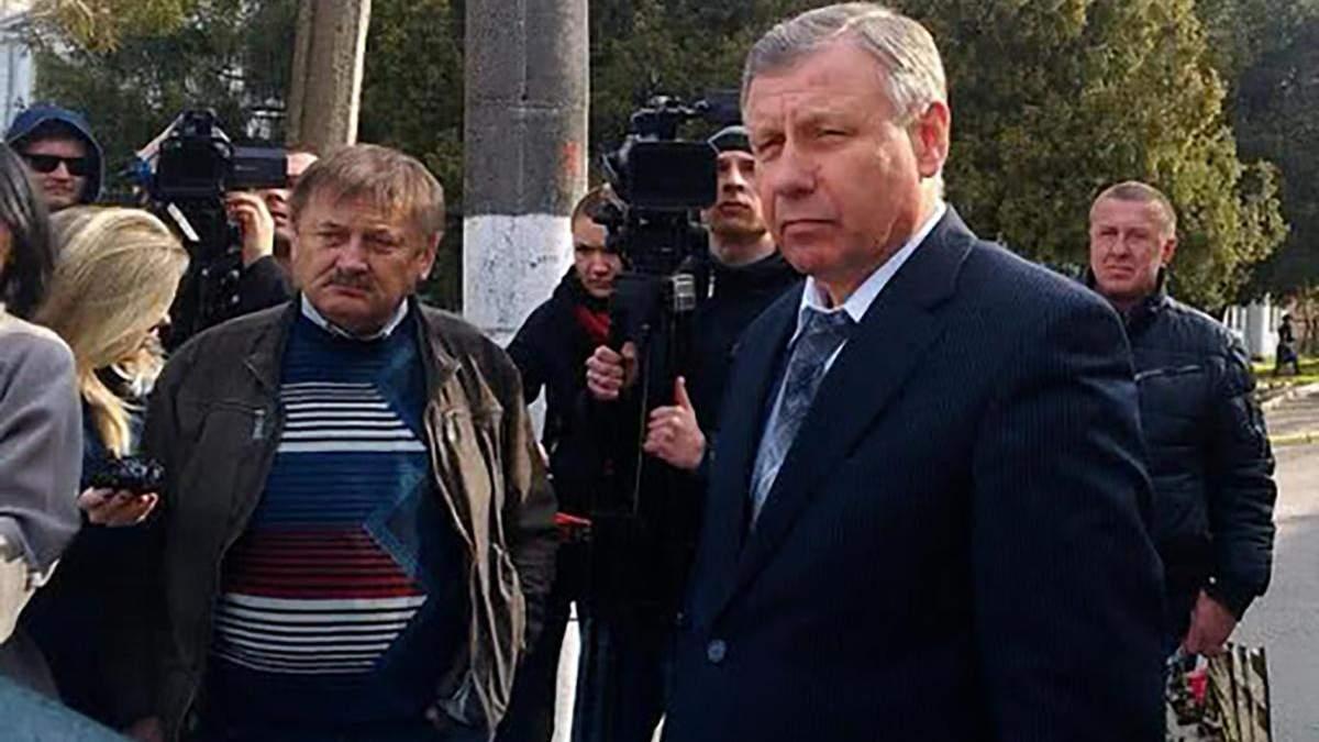 Зять Сергея Чеботаря Полищук причастен к стрельбе в Броварах