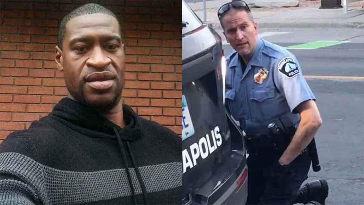 Полицейского, причастного к смерти Флойда, взяли под стражу