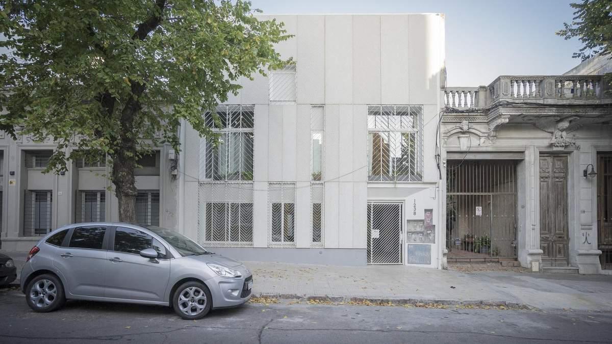 Уругвай славиться високим ступенем зношеності архітектурних об'єктів