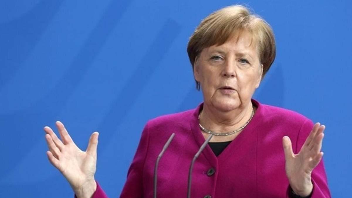 Меркель не поедет в США на саммит G7 в 2020: причина