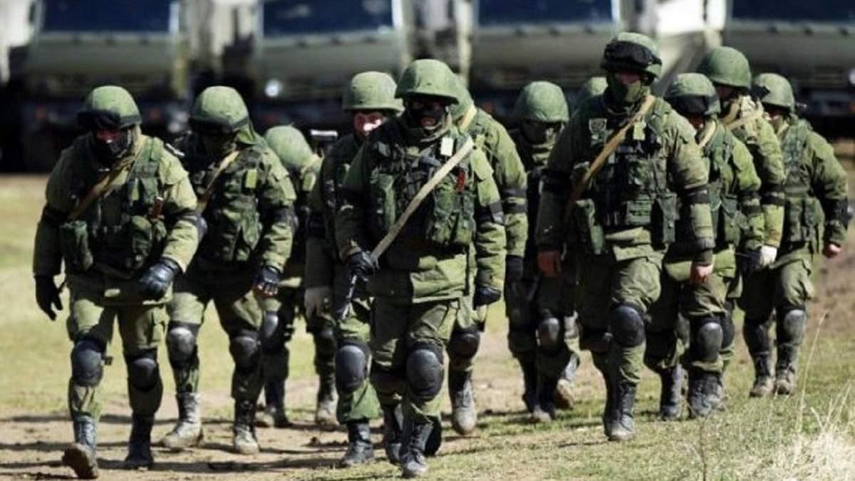 Росія проводить перегрупування військ на Донбасі: яка її мета