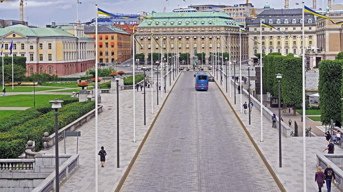 Швеція і карантин – наслідки пандемії для економіки Швеції