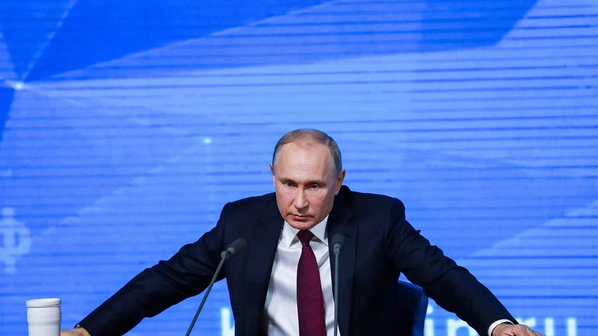 Парад 2020 - Путин не прекратит войну на Донбассе - 24 Канал