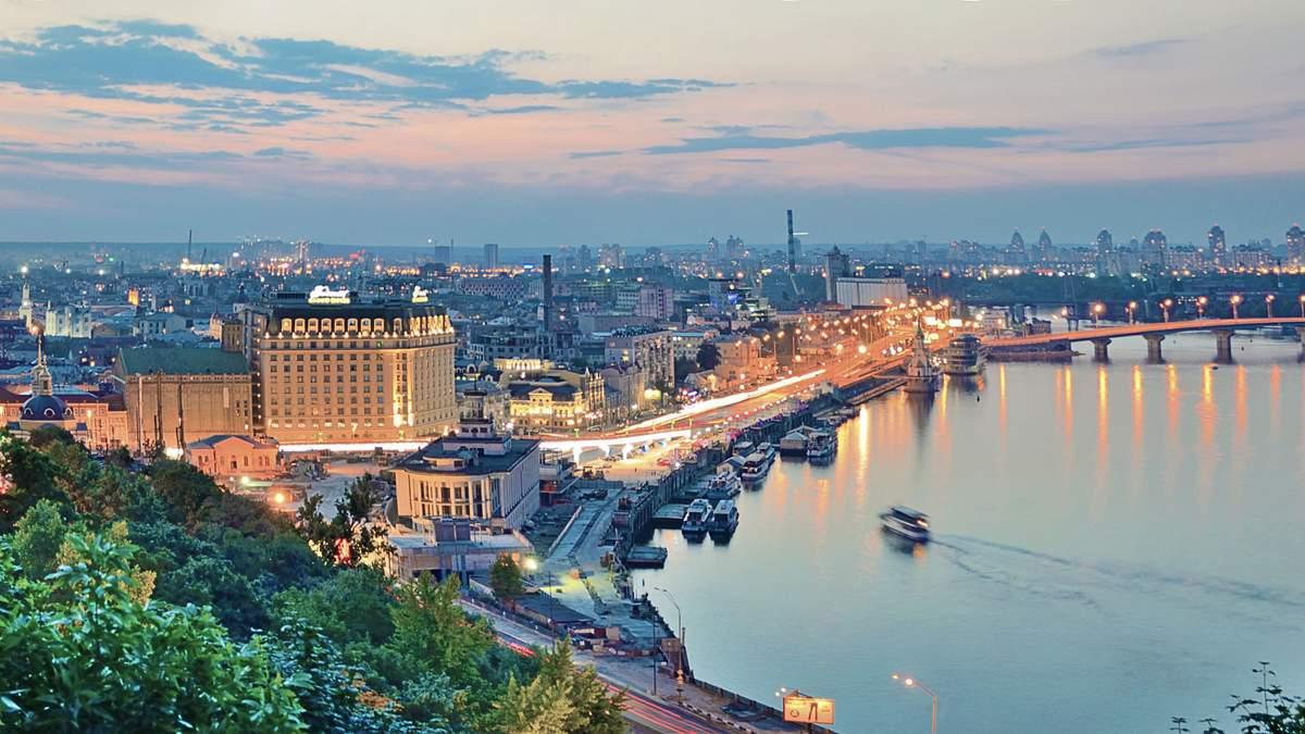 Коли Київ стане ще гарнішим?