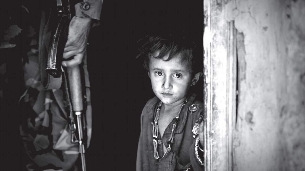 С начала года на Донбассе пострадали столько детей, сколько за весь 2019 год: данные ОП