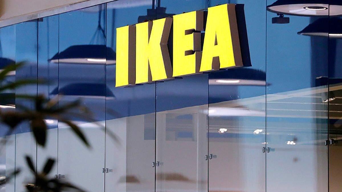 Відомо коли IKEA відновить роботу онлайн-магазину