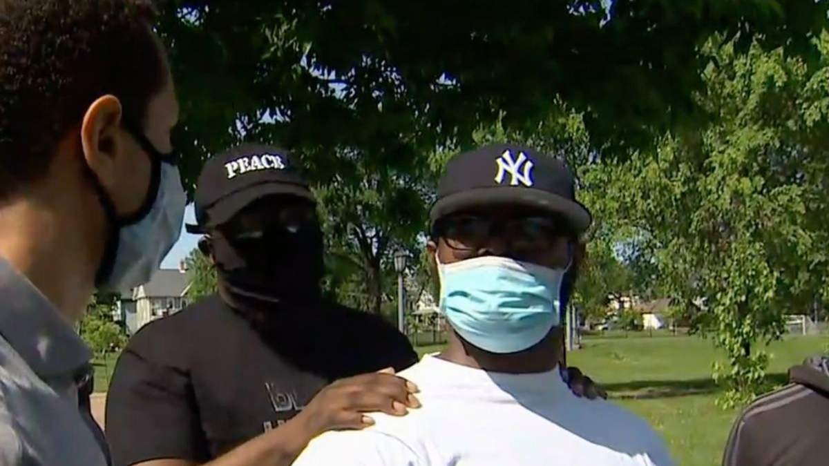 Протести в США 2020: брат Джорджа Флойда засудив протестувальників