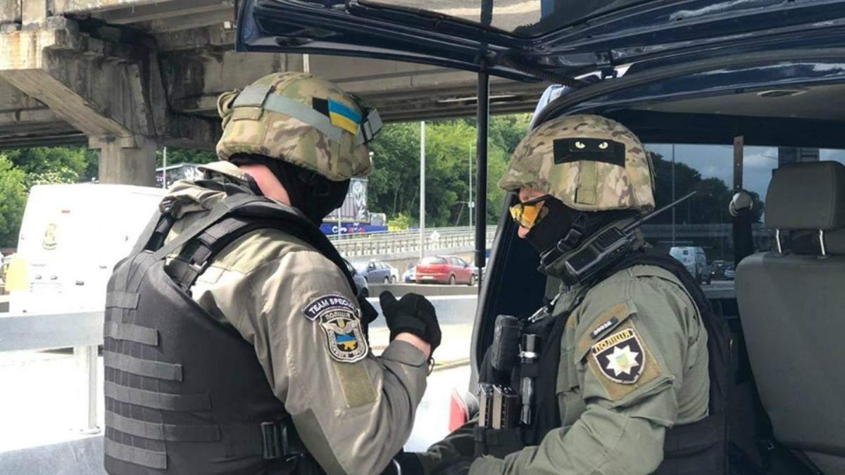 Мост Метро заминировали 1 июня 2020: видео задержания минера