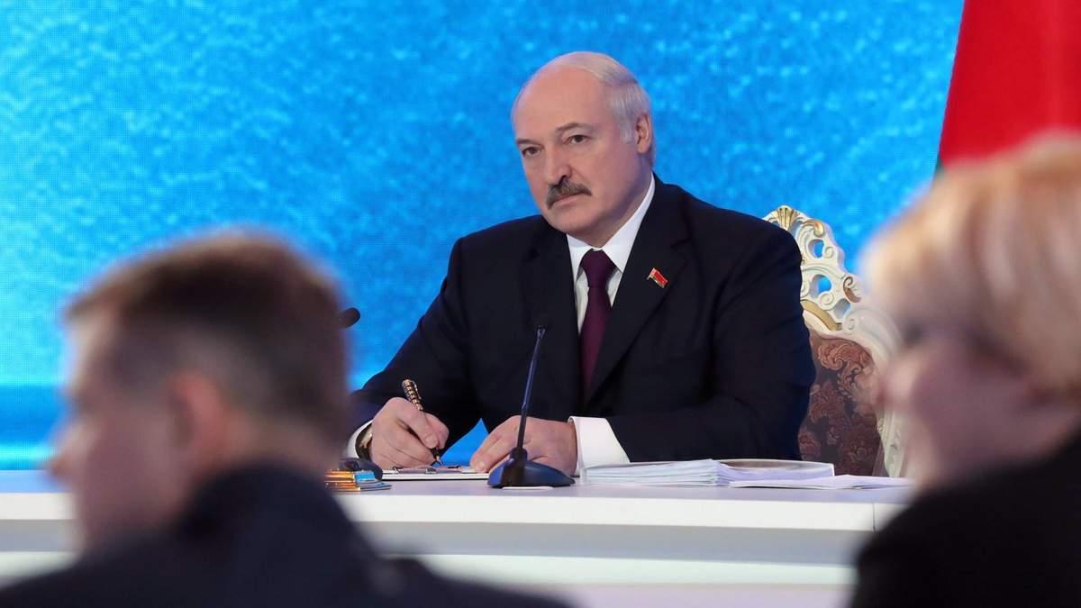 Протести в Білорусі: реакція Олександра Лукашенка