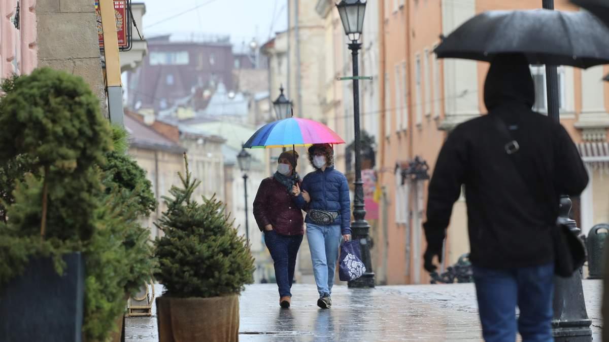 Послаблення карантину на Львівщині відклали щонайменше до 5 червня