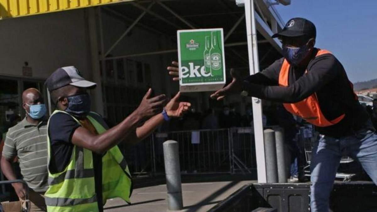 У ПАР зняли обмеження на продаж алкоголю через пандемію - відео