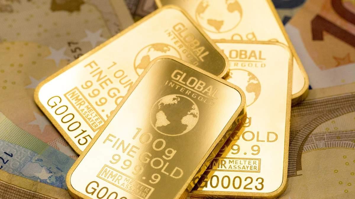 Ціна на золото 1 червня 2020 року – золото дорожчає