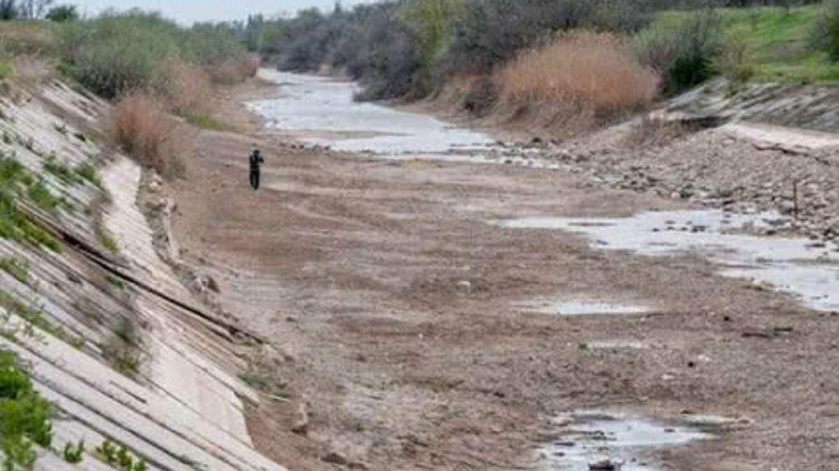 Кулеба и Чубаров о воде в Крым