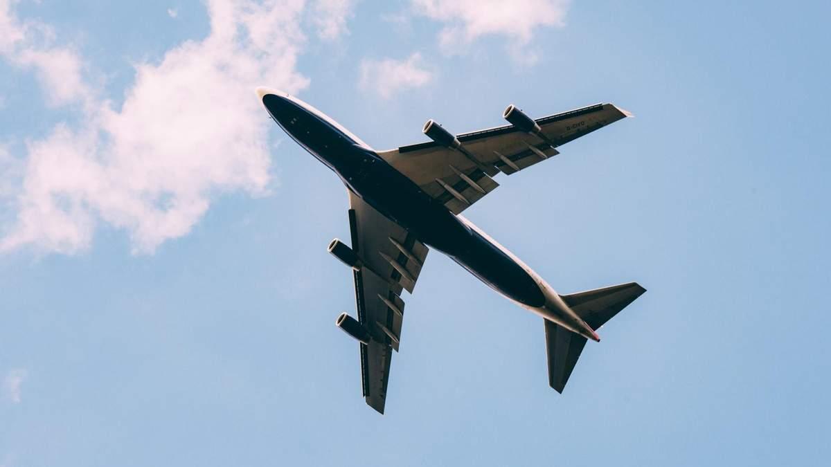 Коронавірус і польоти