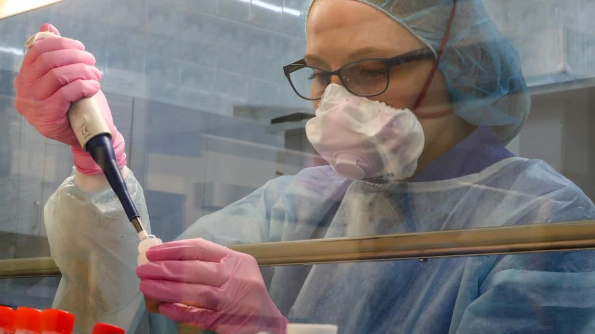 ИФА-тест на коронавирус – сколько сделали в Украине