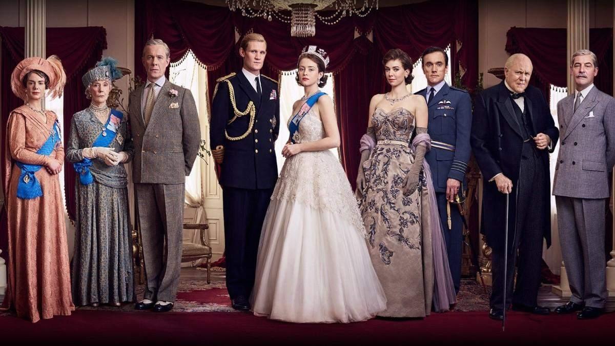 Найкращі кінострічки про Єлизавету ІІ та її родину: огляд фільмів і трейлери