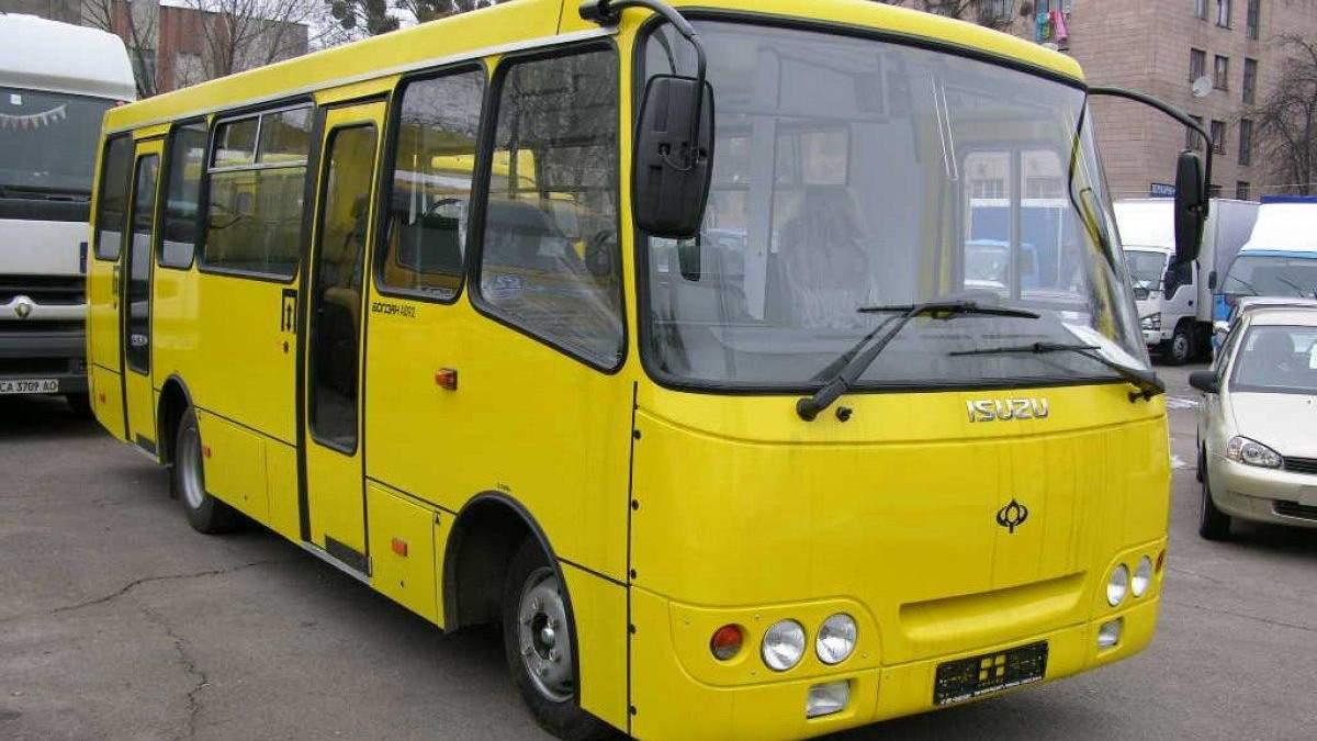 Как не подхватить коронавирус в украинском общественном транспорте