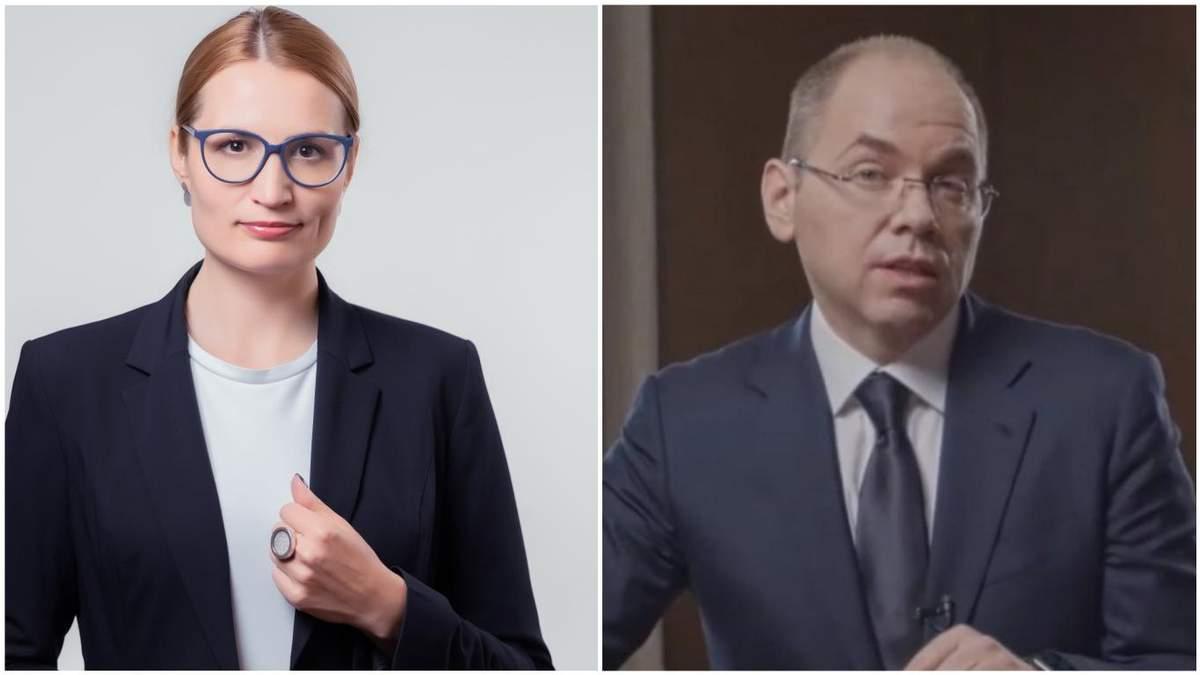 Конкурс на голову НСЗУ: в кабинет Степанова ворвалась депутат
