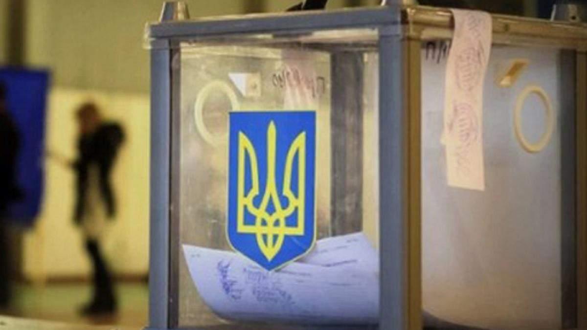 Перевыборы на 208-м округе на Черниговщине: проблемы