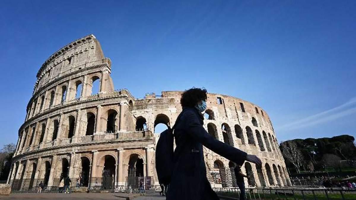 В Італії дозволили в'їжджати іноземцям