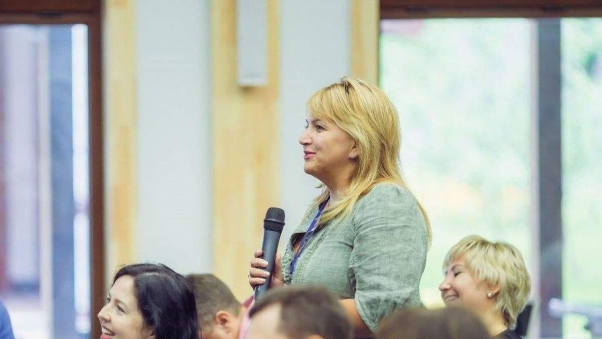 Ірина Садов'як стала першою заступницею міністра МОЗ