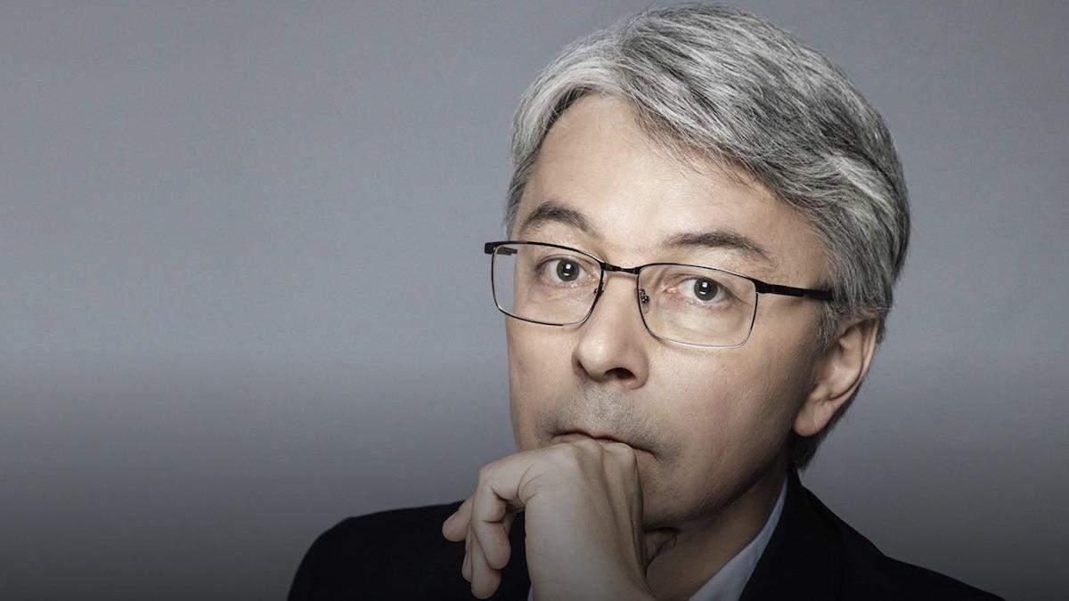 Александр Ткаченко - министр культуры Украины