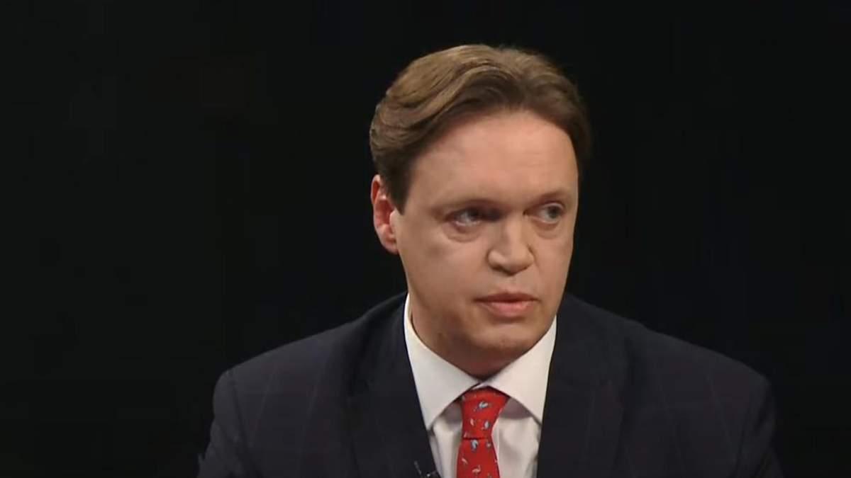 Председатель Фонда государственного имущества Украины Дмитрий Сенниченко