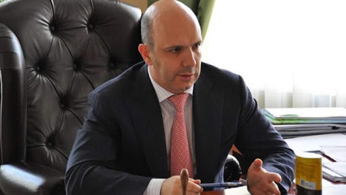 Роман Абрамовский – новый министр экологии Украины 2020