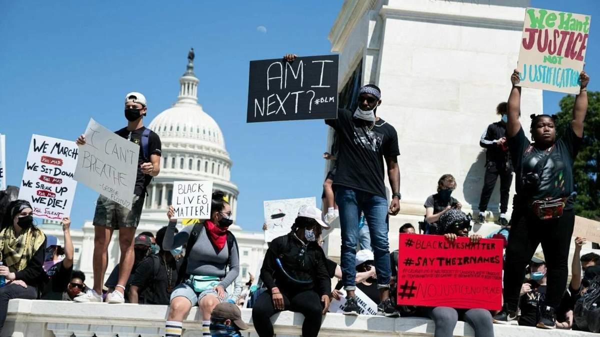 Протесты в США - что происходит на самом деле и почему - 24 Канал