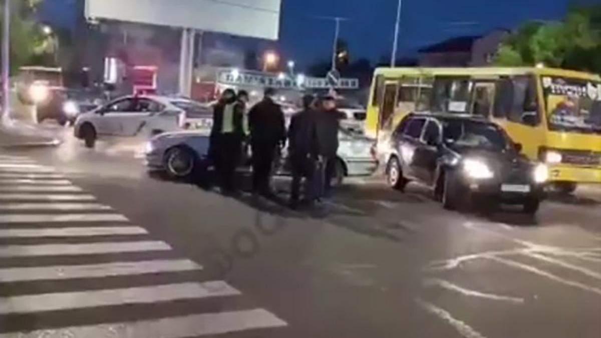 ДТП в Одессе - подросток украл авто и убежал от копов