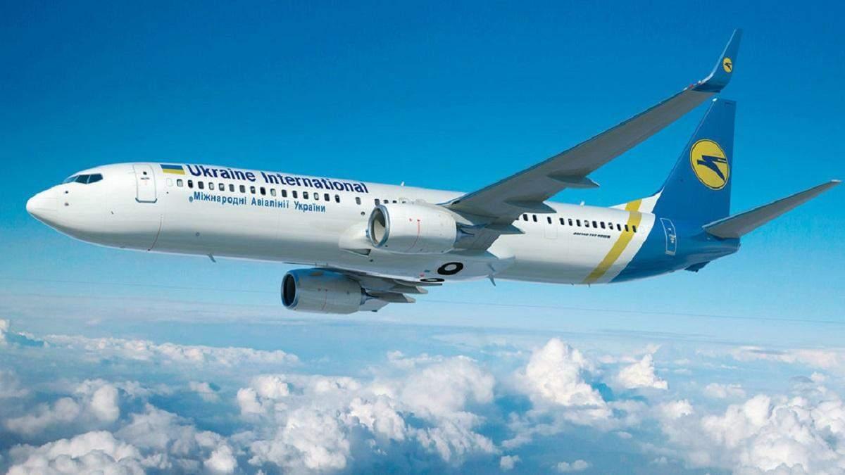 В Україні 5 червня відновлюють внутрішнє авіасполучення