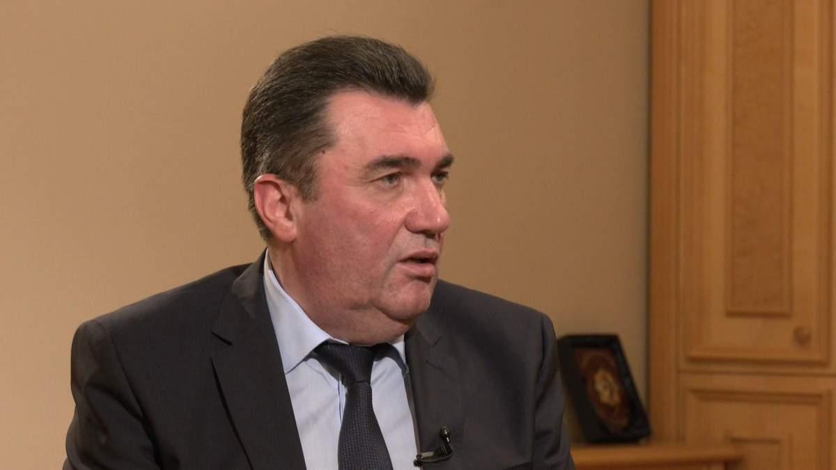 Россия – это искусственное образование, которое развалится, – секретарь СНБО Данилов