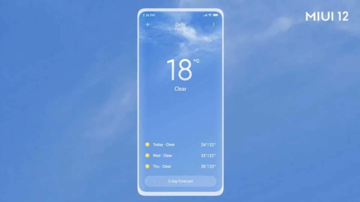Які смартфони залишаться без  MIUI 12