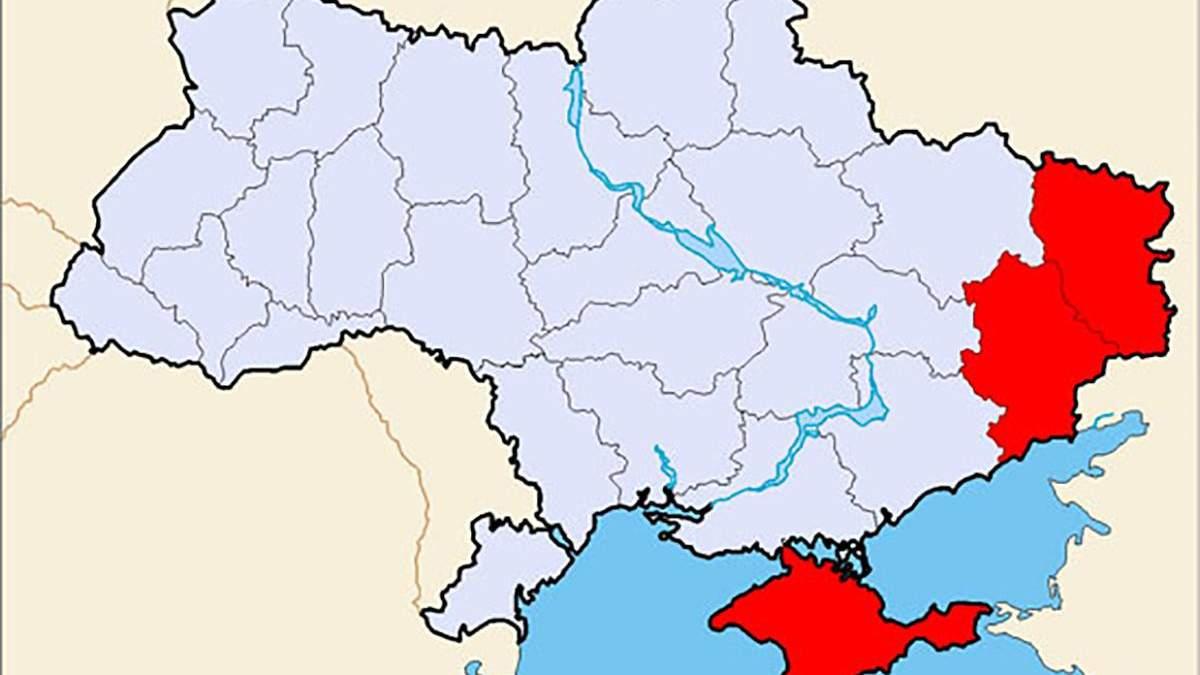 Мовчання окупованих: які справжні настрої людей в Криму і на Донбасі