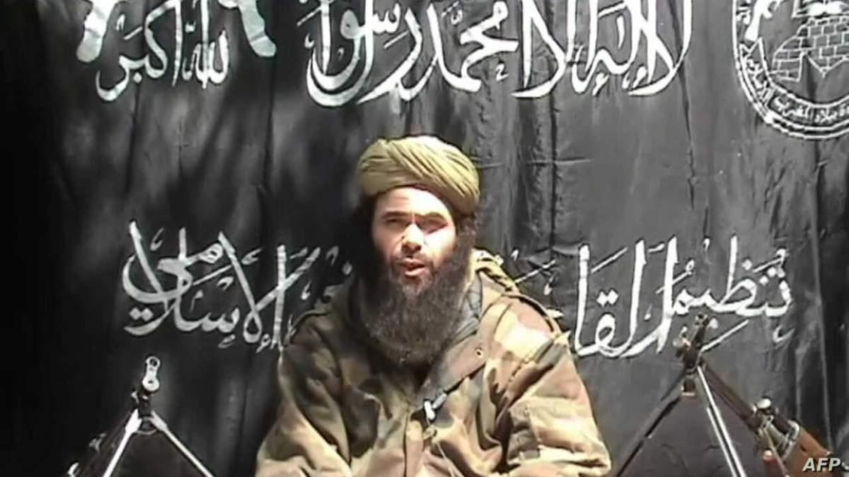 "Ліквідували ватажка ""Аль-Каїди"" Абдельмалека Друкделя"