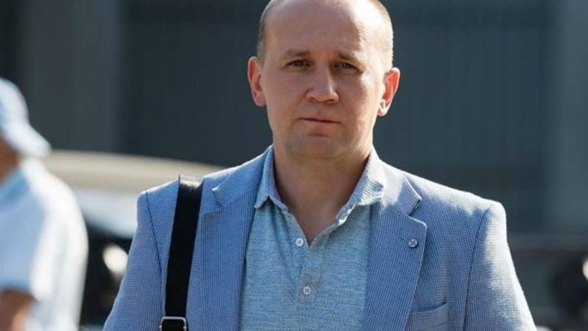 """Нардепа від """"Слуги народу"""" Заславського побили біля Житомира 5.06.2020"""