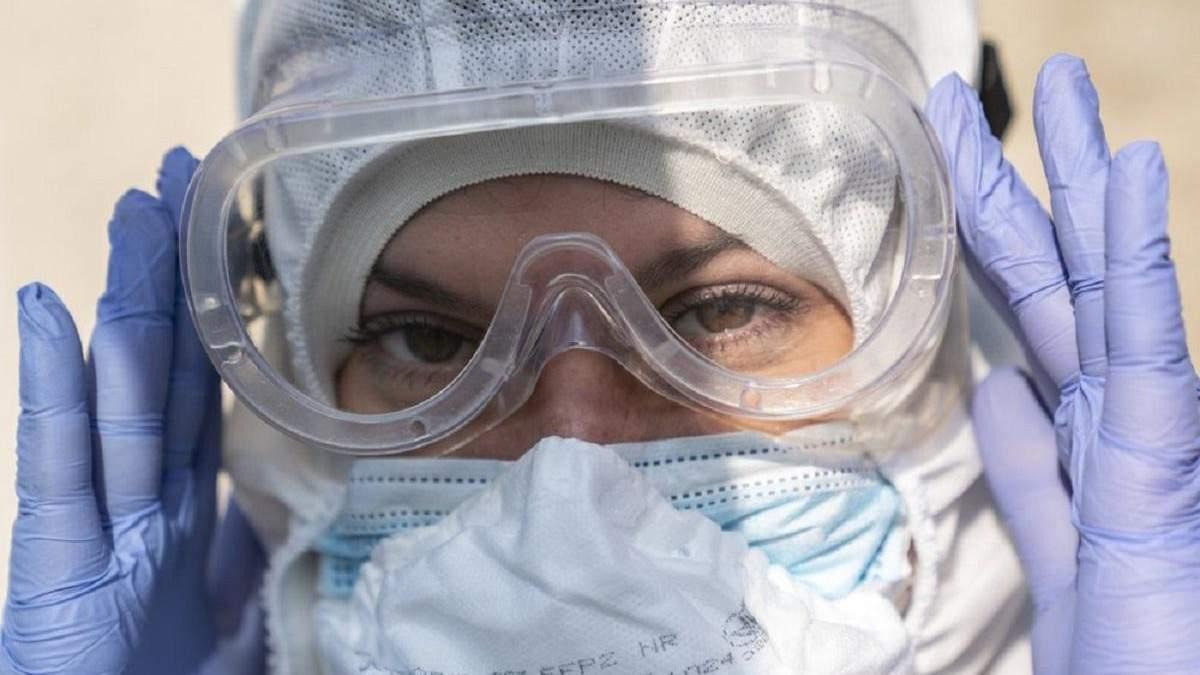 Коронавирус в Украине по состоянию на 7 июня
