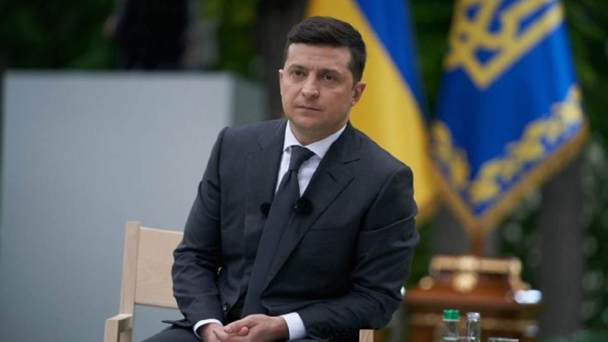 Зеленський привітав українців зі святом Трійці
