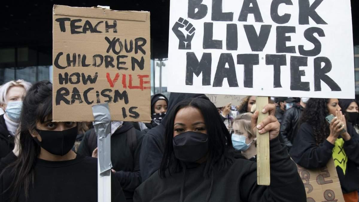 У Вашингтоні відбулися найбільш масові протести за 12 років