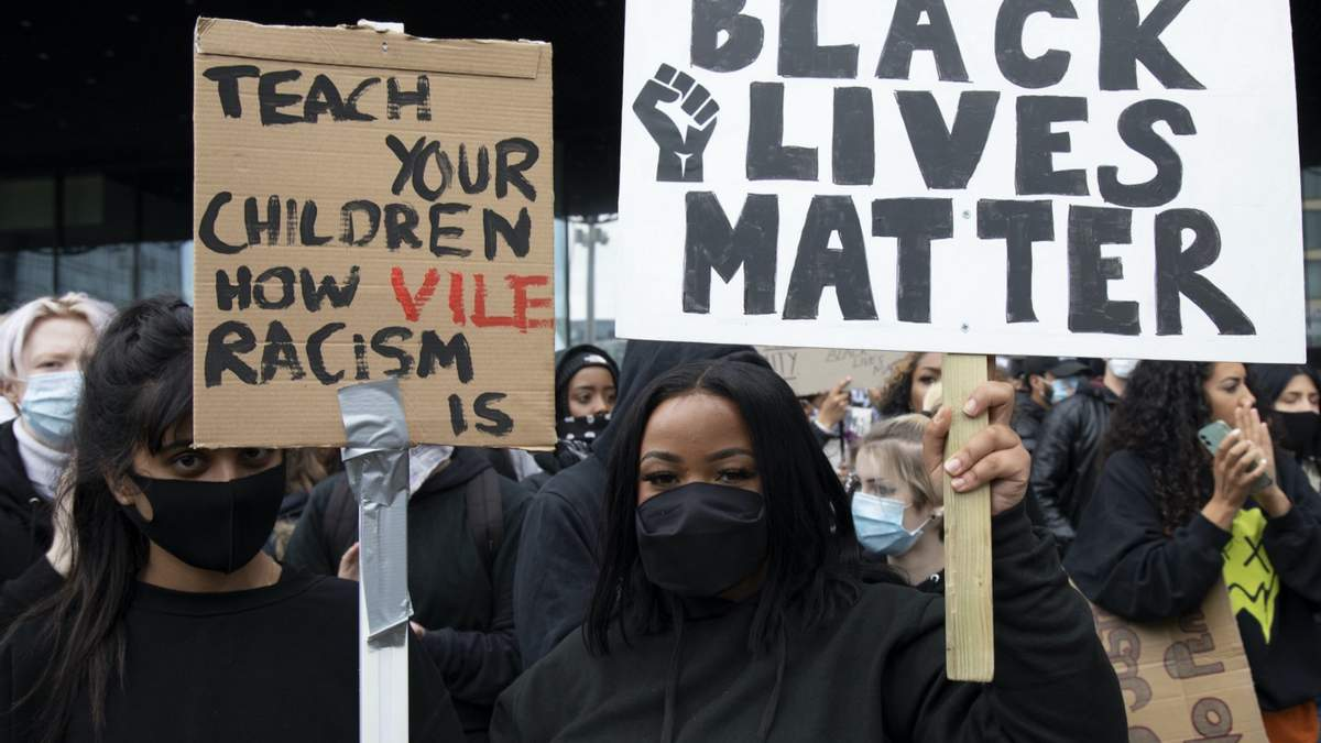 В Вашингтоне состоялись самые массовые протесты за 12 лет
