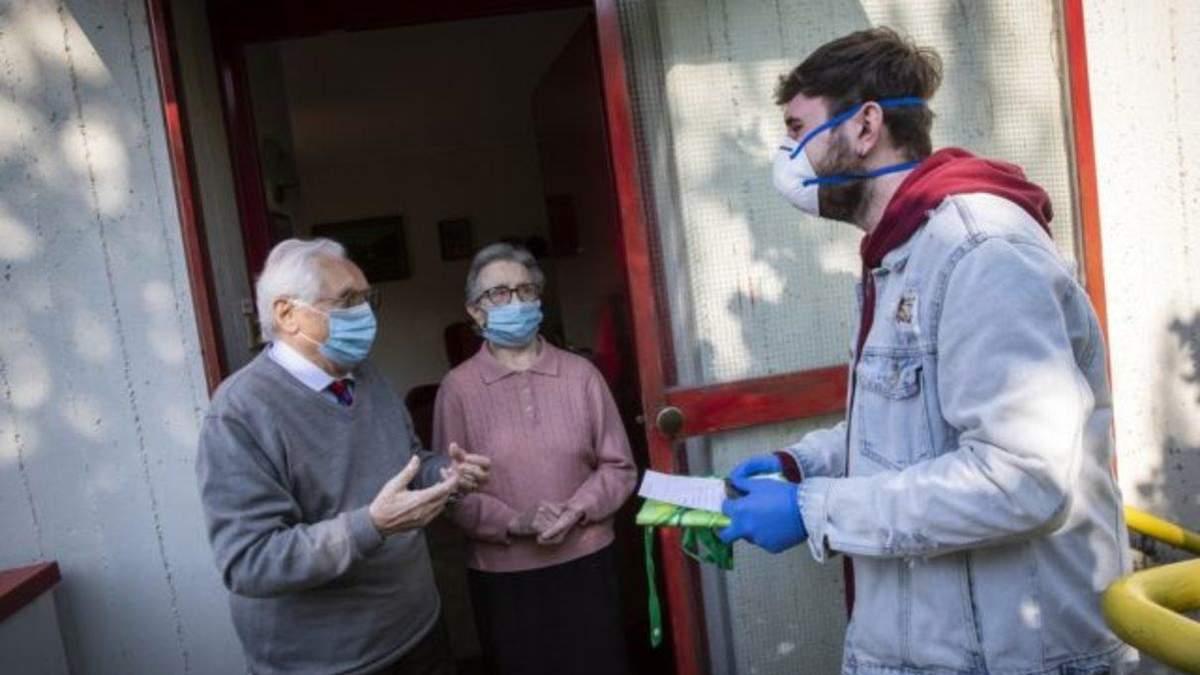 В Бергамо в Италии жителей протестовали на антитела: что обнаружили
