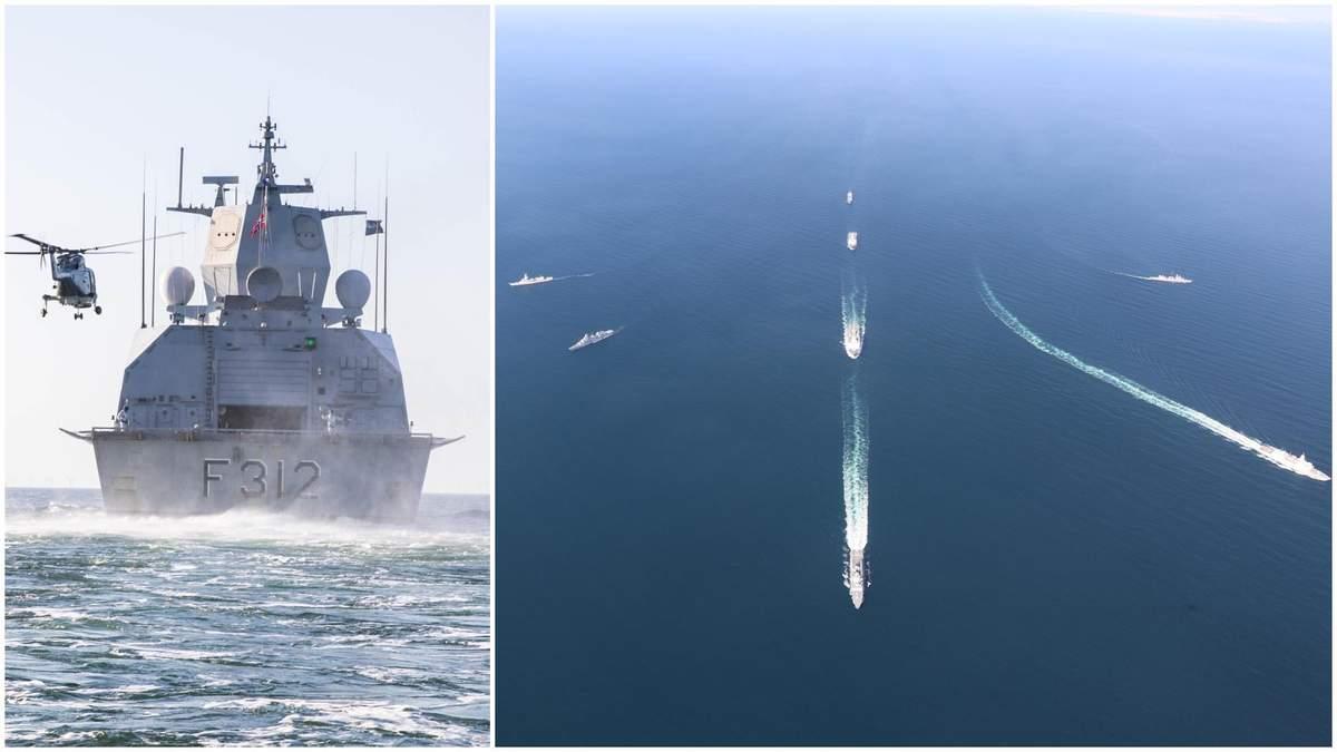 Учения НАТО BALTOPS 2020 в Балтийском море: реакция России