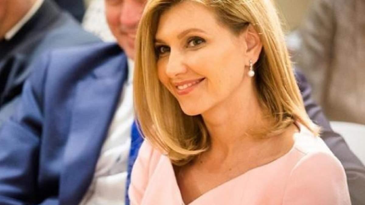 Зеленський хоче закріпити в законодавстві обов'язки першої леді, аби її не критикували