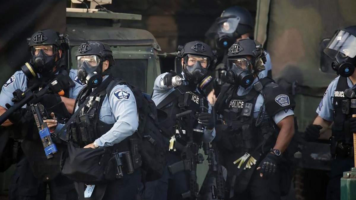 Полиция Миннеаполиса расформируют
