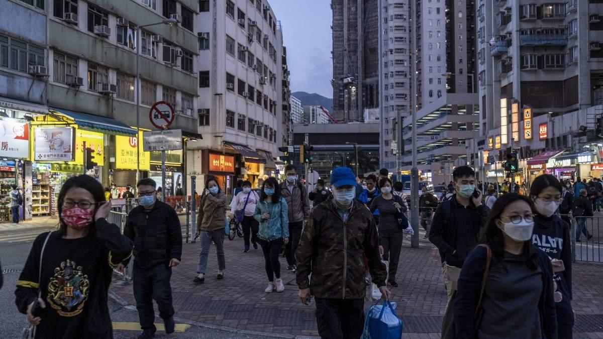 Коронавірус у Китаї міг циркулювати значно раніше