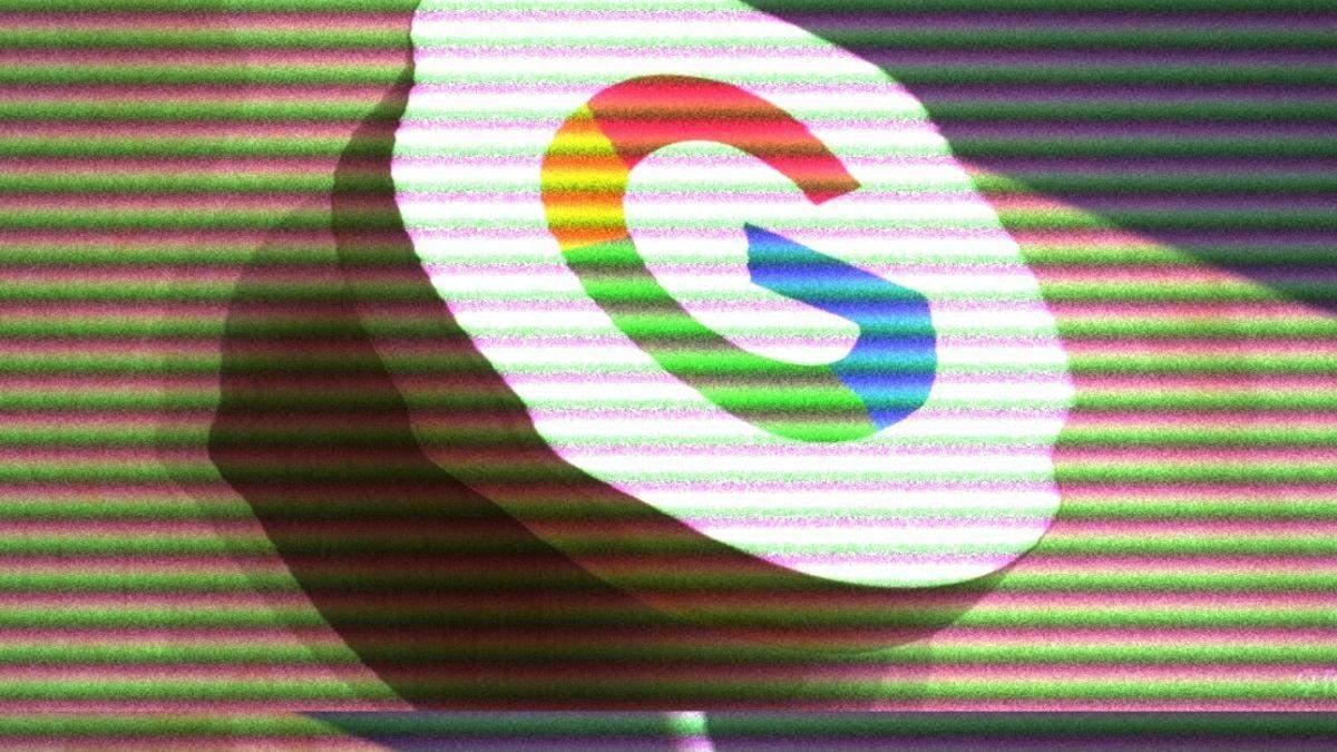 Збої в Google та YouTube
