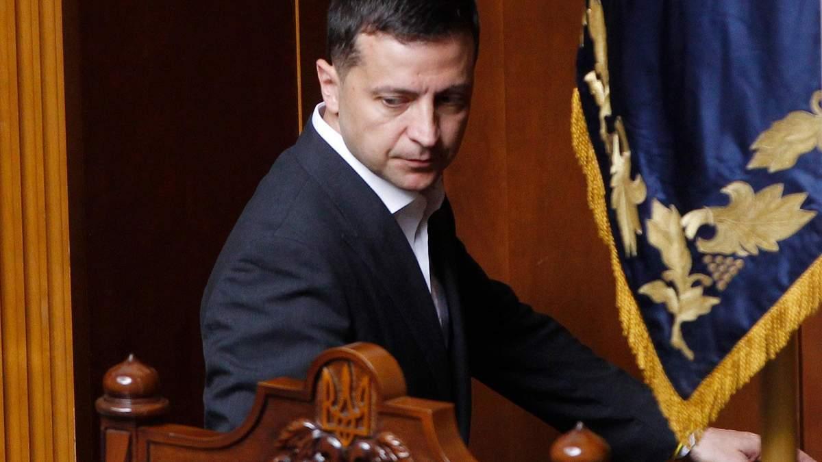 Зеленский внес в Раду законопроект №3612 о референдуме