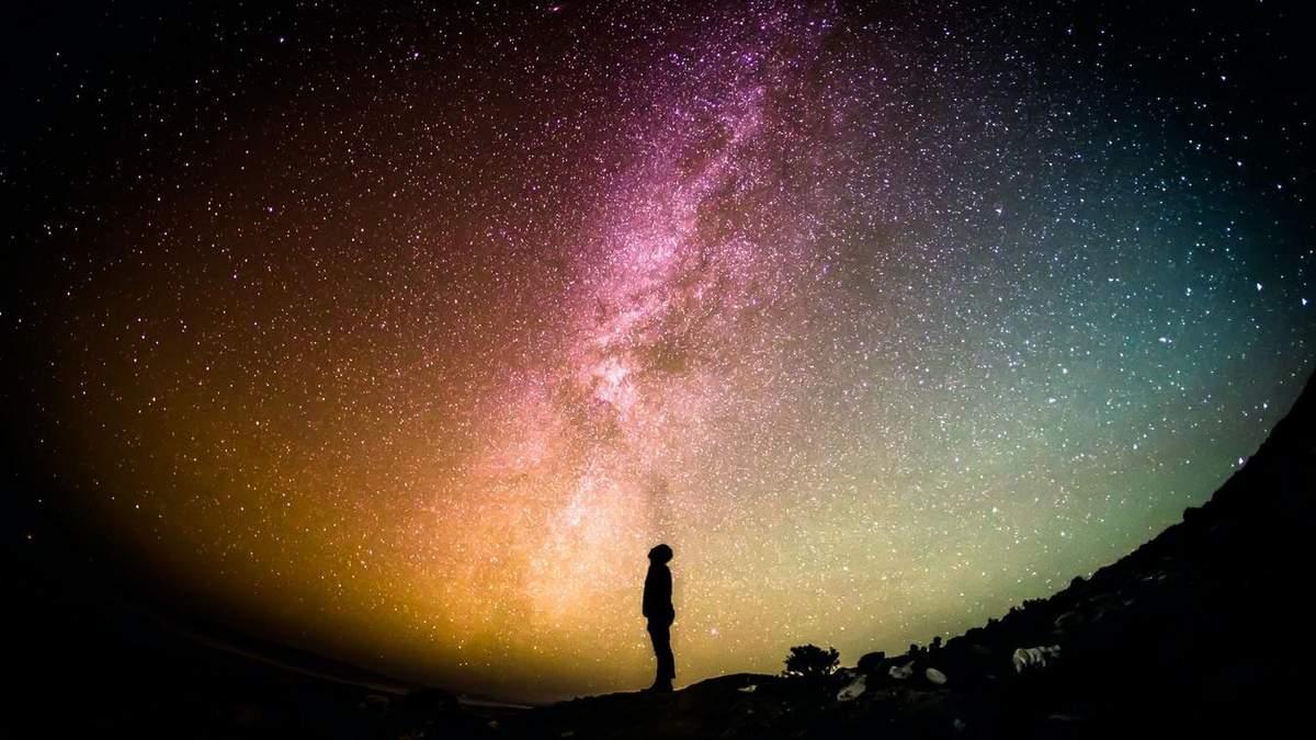 Космос может посылать периодические импульсы