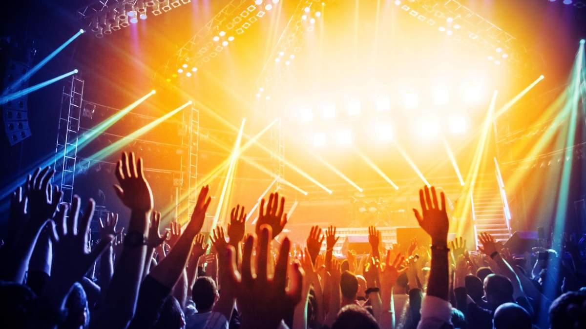 Без фан-зон, натовпу та в масках: як будуть проходити концерти в інфографіці